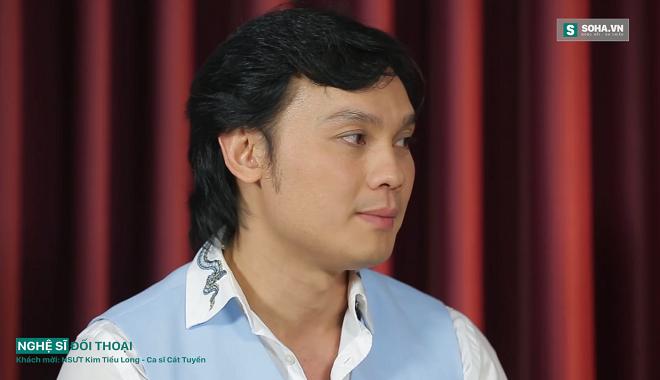 Kim Tiểu Long: Lúc nào tôi cũng thương Thanh Ngân - Ảnh 1.