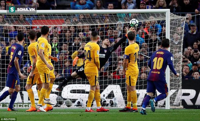 Messi lại là sự khác biệt, Barca chiến thắng để bình định La Liga - Ảnh 2.