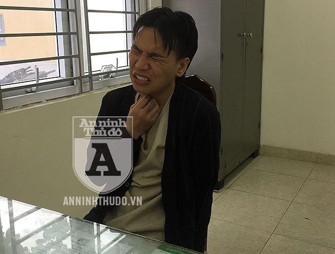 Nam ca sĩ Châu Việt Cường khai ma túy bạn xã hội cho và lần đầu sử dụng ketamin - Ảnh 1.