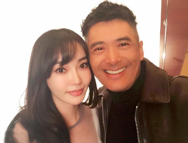 Nhan sắc nóng bỏng của con gái Châu Nhuận Phát được vua phim 18+ để ý - Ảnh 2.