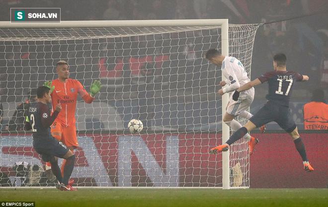 Ở độ tuổi bên kia sườn dốc, Ronaldo tái lập thành tích vĩ đại của Champions League - Ảnh 1.
