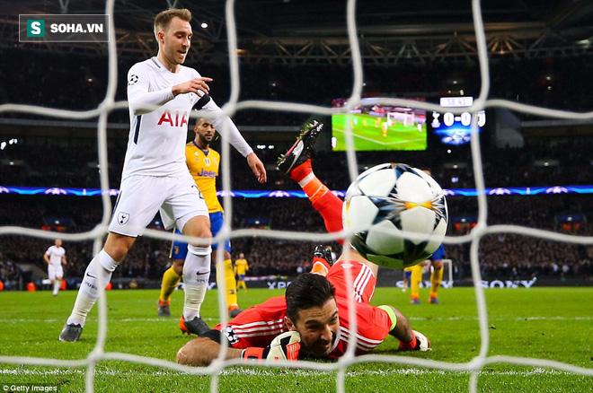 Bộ đôi sát thủ giúp Juventus ngược dòng, giật sập Wembley đoạt vé tứ kết - Ảnh 2.