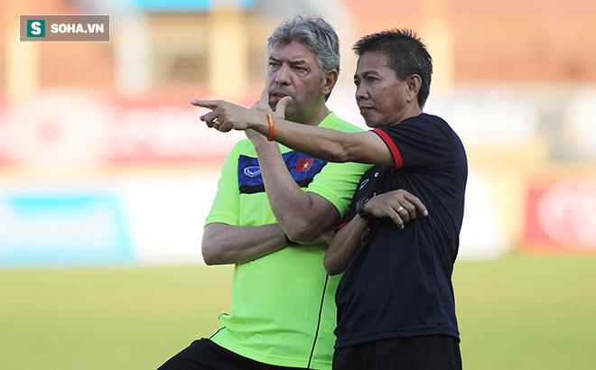 HLV đưa Việt Nam tới World Cup tiết lộ về những buổi trò chuyện với thầy Park ở VFF - Ảnh 1.