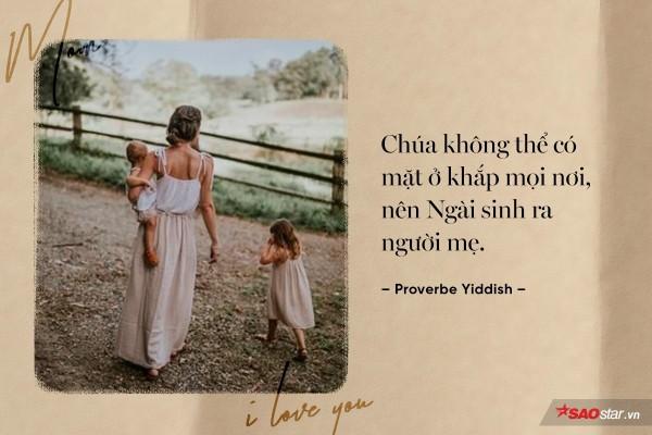 Ngày 8/3 - Hãy đọc những trích dẫn cảm động này và về nhà ôm mẹ thật chặt nhé! - Ảnh 2.