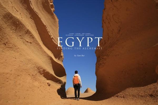 Lấy cảm hứng từ Nhà giả kim, chàng trai này đã đến Ai Cập với toàn bộ nhiệt huyết tuổi trẻ - Ảnh 1.