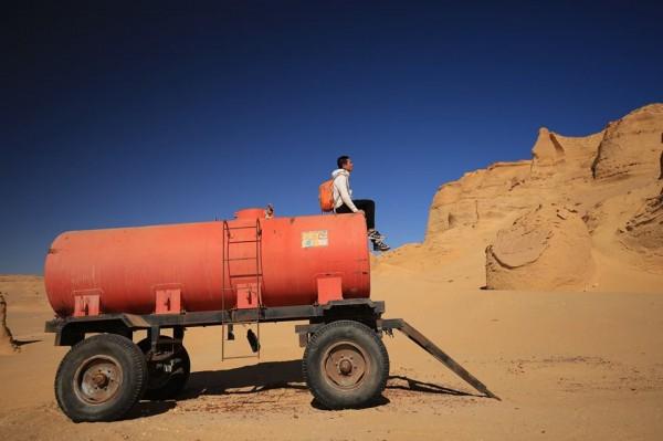 Lấy cảm hứng từ Nhà giả kim, chàng trai này đã đến Ai Cập với toàn bộ nhiệt huyết tuổi trẻ - Ảnh 2.