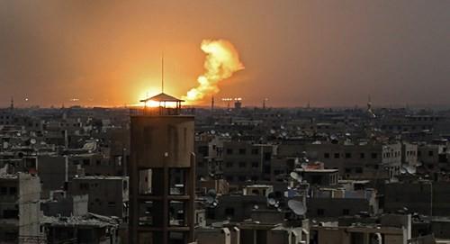 Bước ngoặt trong cuộc nội chiến tại Syria - Ảnh 1.