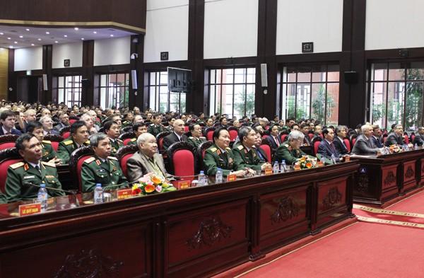 Đẩy mạnh hợp tác khoa học công nghệ Việt Nam - Liên bang Nga - Ảnh 1.