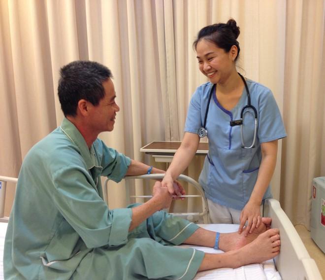 BS Võ Xuân Sơn: Tiêu cực của ngành y không phải là nguyên nhân chính gây ra bạo hành y tế - Ảnh 3.