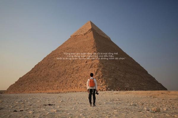 Lấy cảm hứng từ Nhà giả kim, chàng trai này đã đến Ai Cập với toàn bộ nhiệt huyết tuổi trẻ - Ảnh 18.