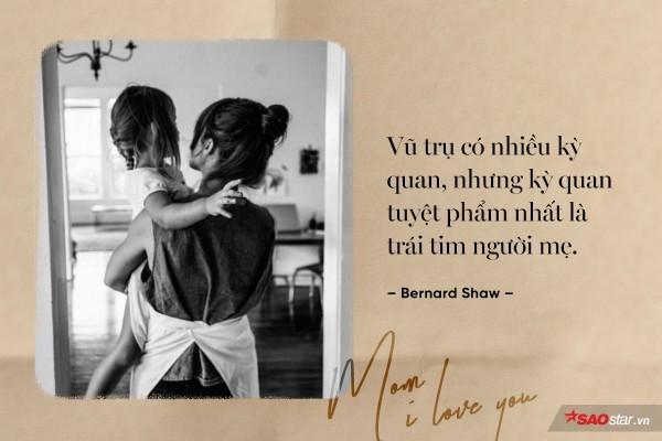 Ngày 8/3 - Hãy đọc những trích dẫn cảm động này và về nhà ôm mẹ thật chặt nhé! - Ảnh 3.