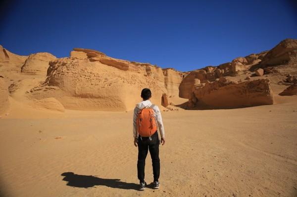 Lấy cảm hứng từ Nhà giả kim, chàng trai này đã đến Ai Cập với toàn bộ nhiệt huyết tuổi trẻ - Ảnh 3.