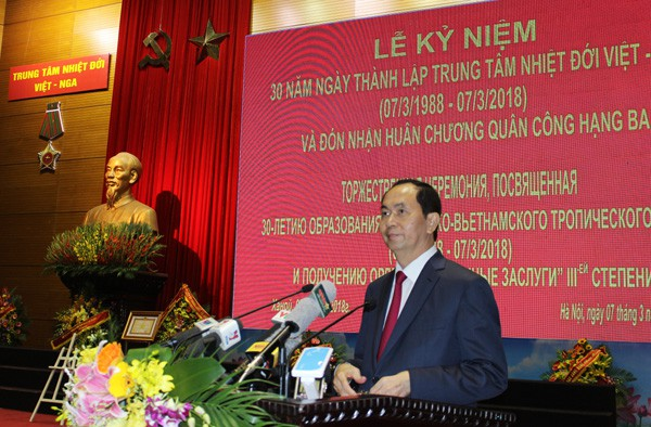 Đẩy mạnh hợp tác khoa học công nghệ Việt Nam - Liên bang Nga - Ảnh 2.