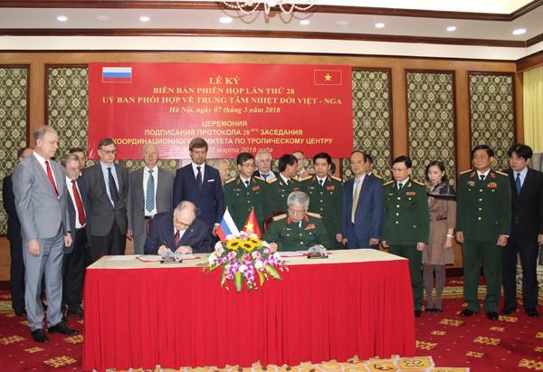 Đẩy mạnh hợp tác khoa học công nghệ Việt Nam - Liên bang Nga - Ảnh 4.