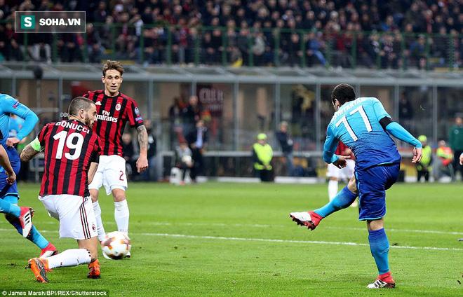 Thổi bay AC Milan, Arsenal khiến fan mâu thuẫn sâu sắc - Ảnh 1.