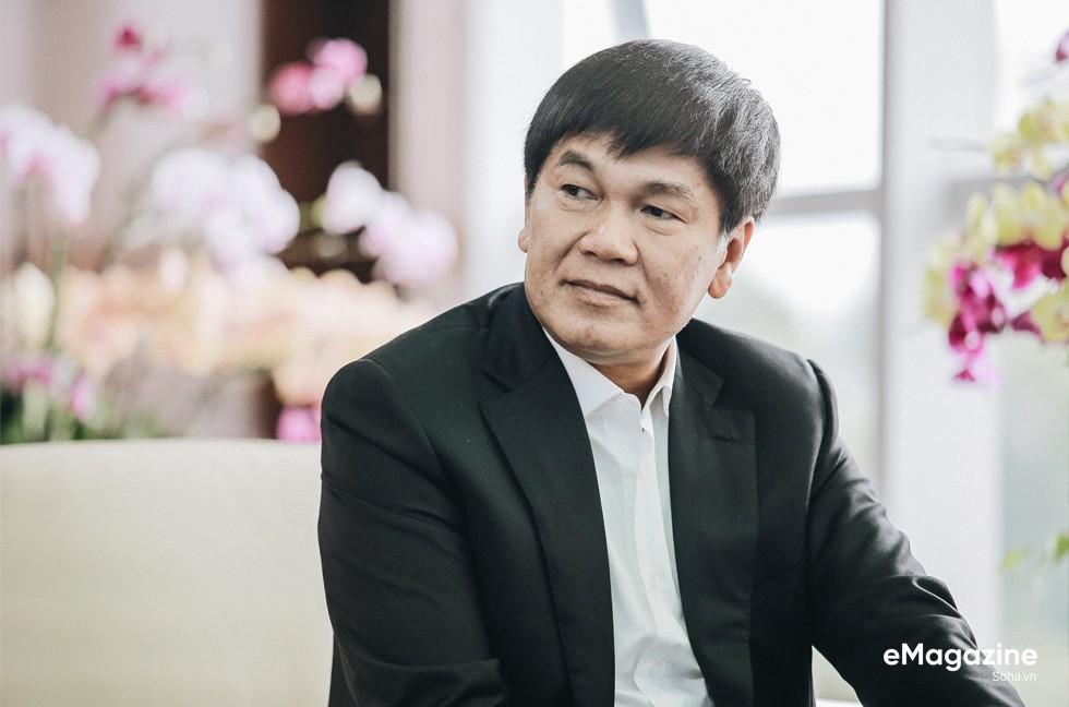 """Chủ tịch Hoà Phát Trần Đình Long: """"Là tỷ phú, tôi vẫn chỉ làm điều mình thích thôi!"""" - Ảnh 3."""