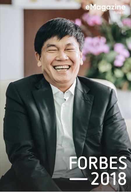 """Chủ tịch Hoà Phát Trần Đình Long: """"Là tỷ phú, tôi vẫn chỉ làm điều mình thích thôi!"""" - Ảnh 4."""