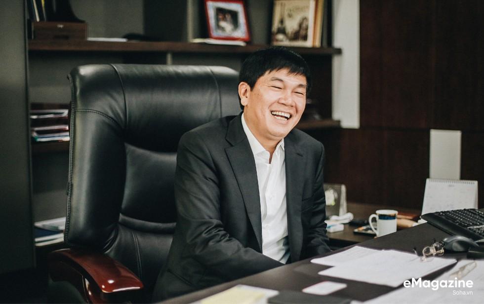"""Chủ tịch Hoà Phát Trần Đình Long: """"Là tỷ phú, tôi vẫn chỉ làm điều mình thích thôi!"""" - Ảnh 7."""