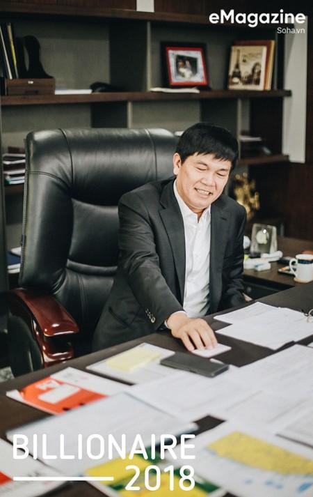"""Chủ tịch Hoà Phát Trần Đình Long: """"Là tỷ phú, tôi vẫn chỉ làm điều mình thích thôi!"""" - Ảnh 8."""