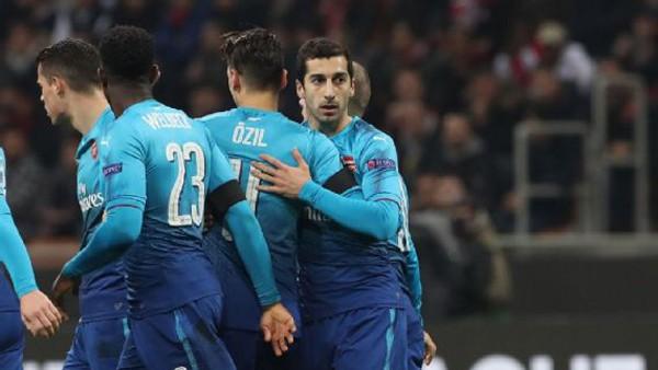 ĐIỂM NHẤN AC Milan 0-2 Arsenal: Pháo thủ có thể vô địch Europa League, Milan chạm đất - Ảnh 1.