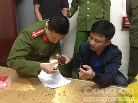 Đột nhập nhà hàng xóm phá két sắt trộm 300 triệu đồng - Ảnh 1.