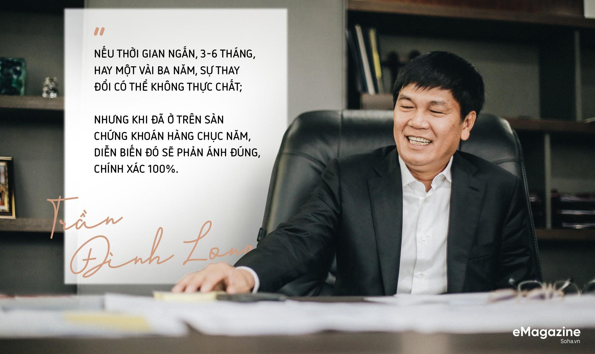"""Chủ tịch Hoà Phát Trần Đình Long: """"Là tỷ phú, tôi vẫn chỉ làm điều mình thích thôi!"""" - Ảnh 10."""