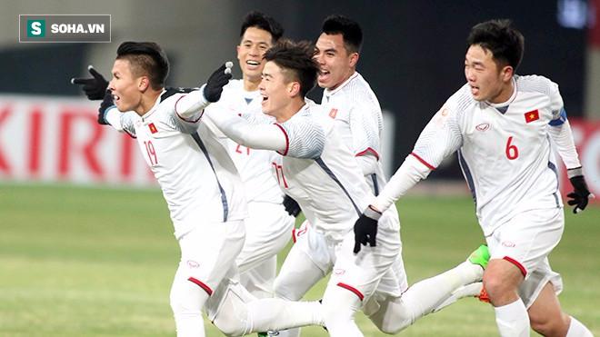 Con số đáng ngạc nhiên tại V-League và thách thức cho các cầu thủ U23 - Ảnh 1.