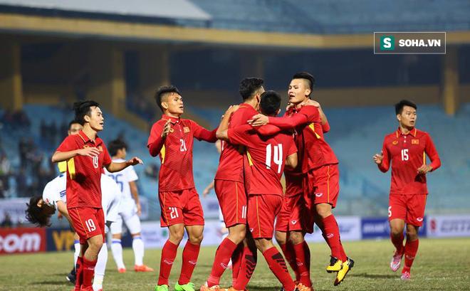 """U23 Việt Nam hãy học """"gã tí hon"""" này nếu muốn tạo địa chấn trước Hàn Quốc - Ảnh 2."""