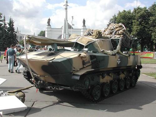 Những phương tiện chiến đấu đổ bộ đường không danh tiếng trên thế giới - Ảnh 4.