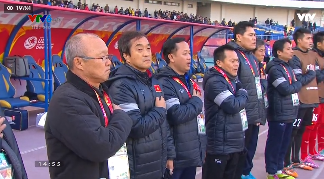 TRỰC TIẾP U23 Việt Nam 1-0 U23 Australia: VÀO!!! QUANG HẢI! VÀO!!! - Ảnh 9.