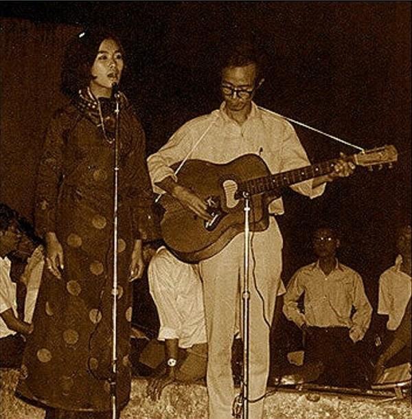 Chuyện ly kỳ đêm tân hôn của Trịnh Công Sơn và tình yêu cao thượng với Khánh Ly - Ảnh 8.