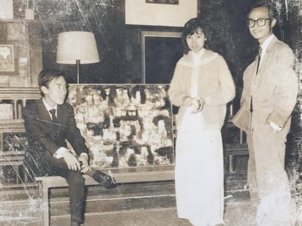 Chuyện ly kỳ đêm tân hôn của Trịnh Công Sơn và tình yêu cao thượng với Khánh Ly - Ảnh 1.