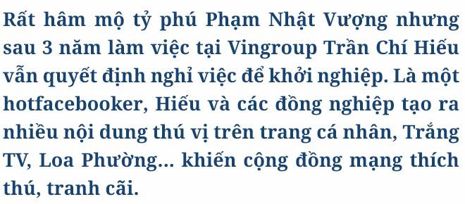Hiếu Orion và giấc mơ startup truyền thông trên mạng xã hội lớn nhất Việt Nam - Ảnh 1.