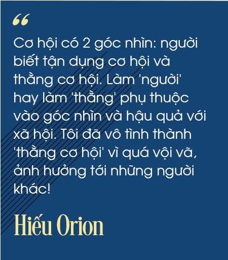 Hiếu Orion và giấc mơ startup truyền thông trên mạng xã hội lớn nhất Việt Nam - Ảnh 11.