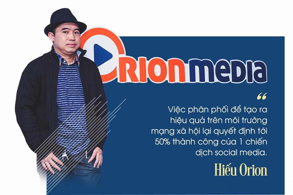 Hiếu Orion và giấc mơ startup truyền thông trên mạng xã hội lớn nhất Việt Nam - Ảnh 8.