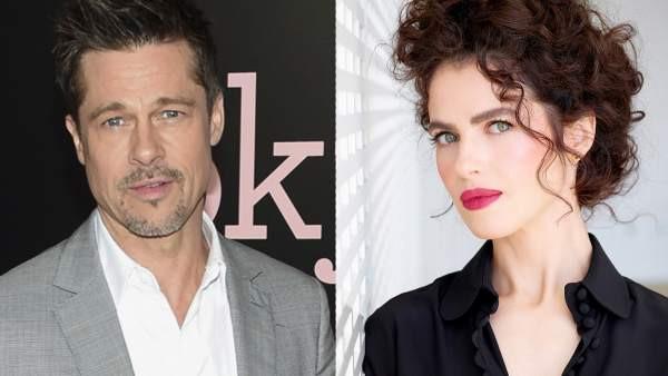 Bức ảnh tiết lộ mối quan hệ giữa Brad Pitt và nữ kiến trúc sư kém 12 tuổi - Ảnh 2.
