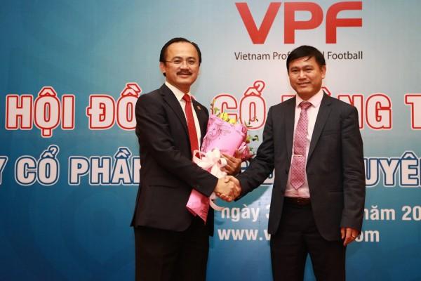 Hội đồng quản trị VPF không cho bầu Tú nghỉ chức Tổng giám đốc - Ảnh 1.