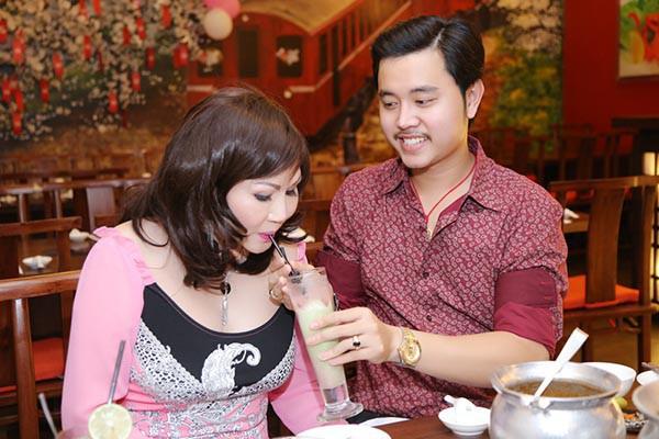 Lý do gì khiến mối tình giữa Vũ Hoàng Việt và Yvonne Thúy Hoàng kết thúc? - Ảnh 2.