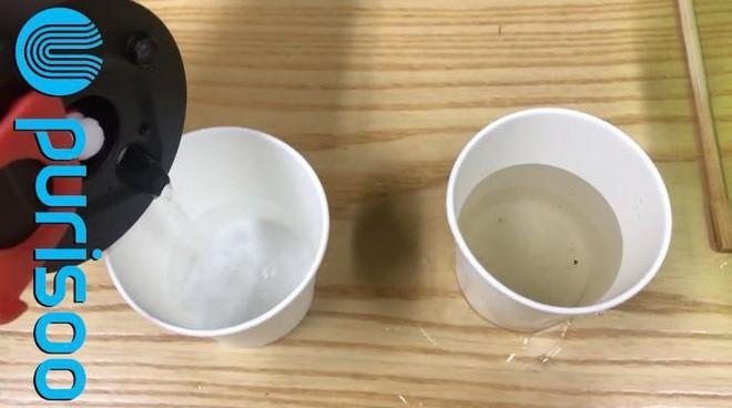 Purisoo: Chiếc bình lọc nước di động giúp bạn uống nước sạch ở bất kỳ nơi đâu trên thế giới - Ảnh 5.