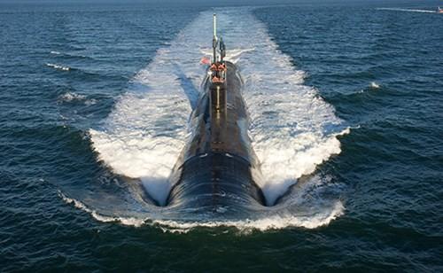 Cuộc chiến tàu ngầm Nga - Mỹ - ảnh 1