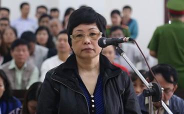 Bà Châu Thị Thu Nga khai lại về việc chi 30 tỉ đồng
