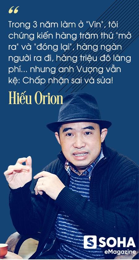 Hiếu Orion và giấc mơ startup truyền thông trên mạng xã hội lớn nhất Việt Nam - Ảnh 6.