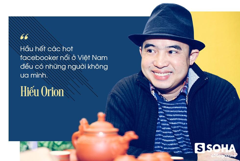 Hiếu Orion và giấc mơ startup truyền thông trên mạng xã hội lớn nhất Việt Nam - Ảnh 13.