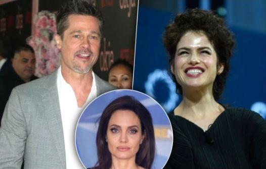 Phản ứng của Angelina Jolie trước tin đồn Brad Pitt hẹn hò với kiến trúc sư kém 12 tuổi - Ảnh 2.