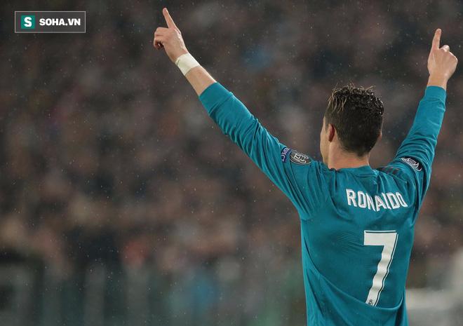 Thành bại luận anh hùng: Ý chí Ronaldo rốt cuộc cũng thắng thiên tài Messi - Ảnh 4.