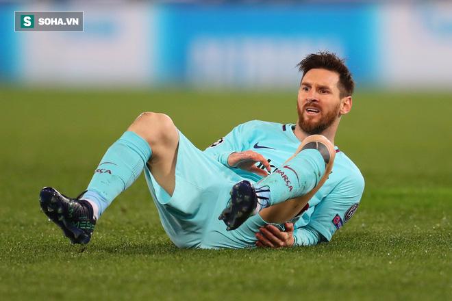 Thành bại luận anh hùng: Ý chí Ronaldo rốt cuộc cũng thắng thiên tài Messi - Ảnh 3.