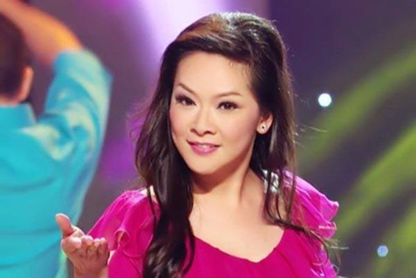 Clip Như Quỳnh tự tin hát trên truyền hình năm 10 tuổi - Ảnh 3.