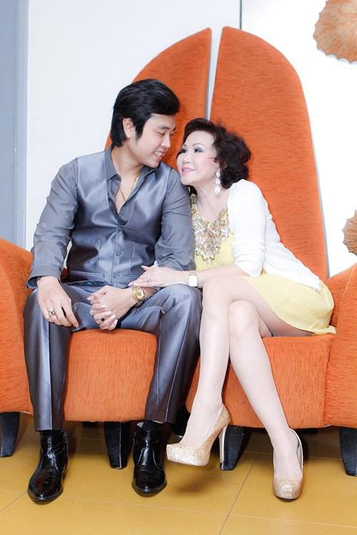 Vũ Hoàng Việt và người yêu tỷ phú hơn 32 tuổi: 5 năm mặn nồng, chia tay lặng lẽ - Ảnh 5.