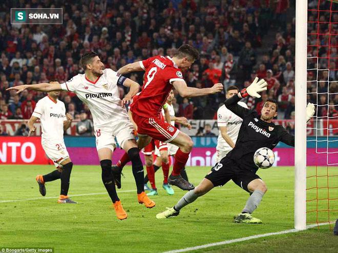 Lặng lẽ vào bán kết, Bayern vẫn là kẻ đáng gờm bậc nhất Champions League - Ảnh 1.