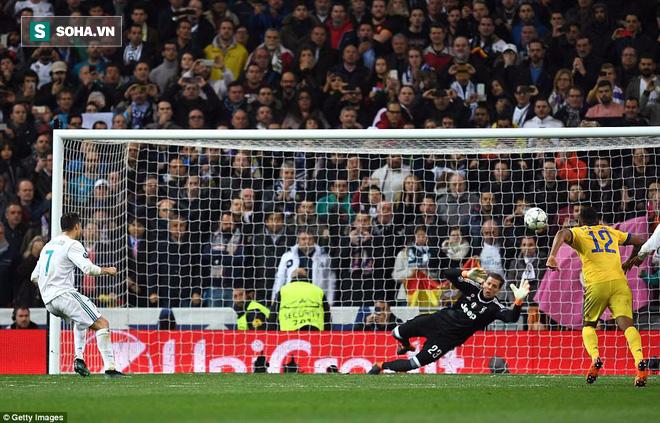 Trong đêm Bernabeu nghẹt thở, Messi đã thầm ước làm được như Ronaldo? - Ảnh 1.